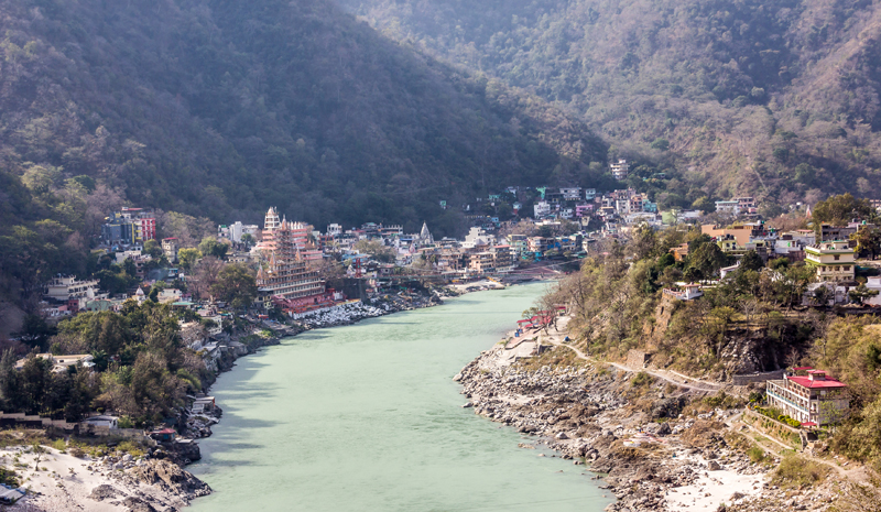 Spiritual Experiences in India | Rishikesh