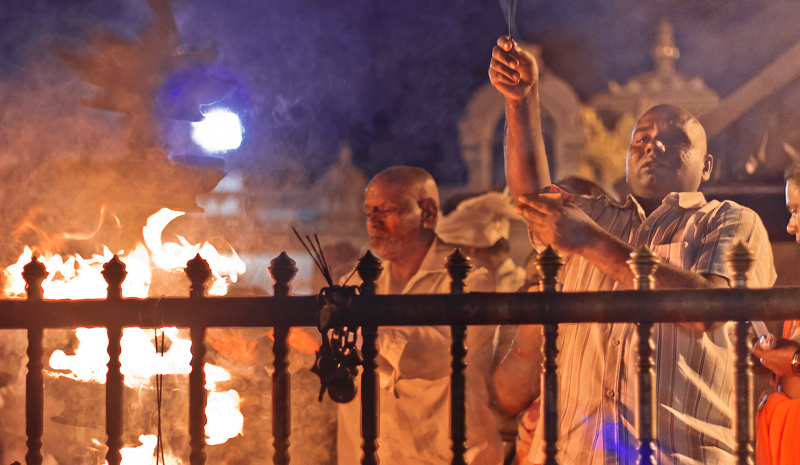 Spiritual Experiences in India | Venkateswara Temple