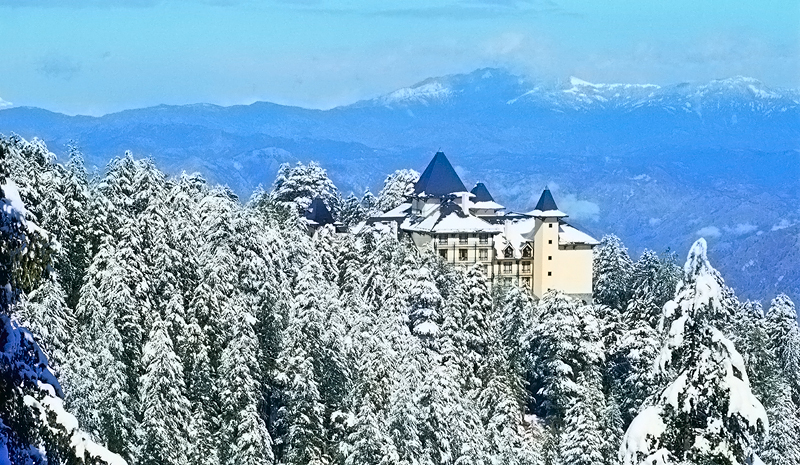 Christmas in India | Wildflower Hall