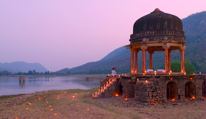 Peaceful Retreats in India | Amanbagh