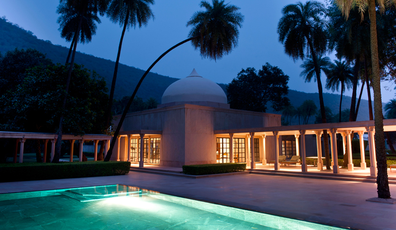 Best Hotels in Rajasthan | Amanbagh
