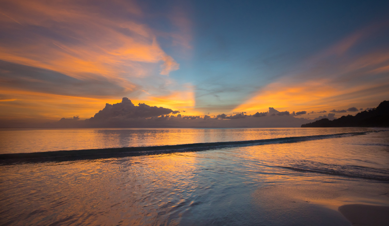 Andaman Islands Guide | Beach Sunset