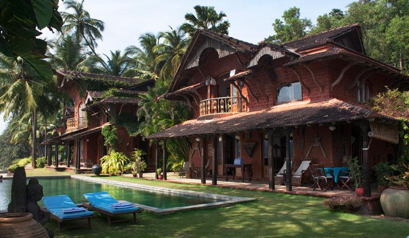Luxury Resorts in Goa | Ahilya By The Sea