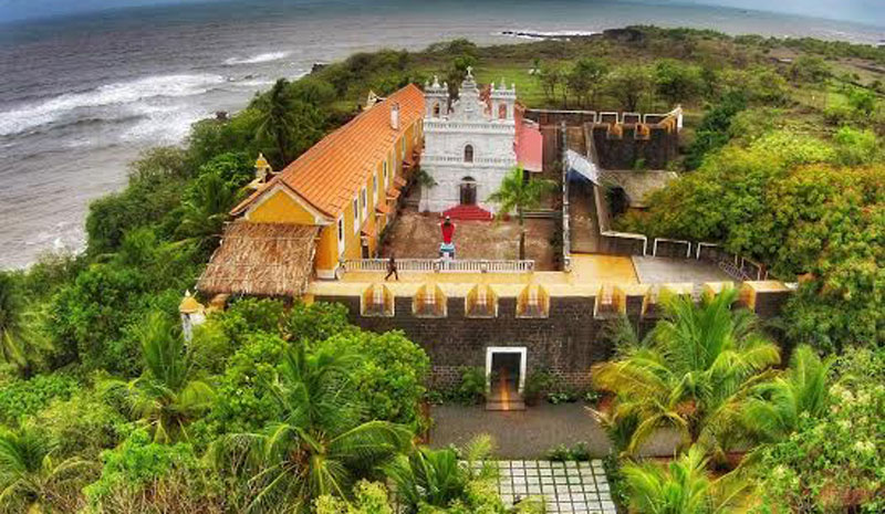 Luxury Resorts in Goa | Fort Tiracol