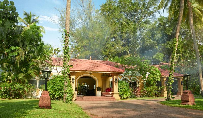 Luxury Resorts in Goa| Taj