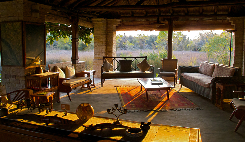 Safari Lodges in India | Sarai at Toria