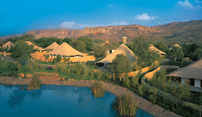Safari Lodges in India | The Oberoi Vanyavilas