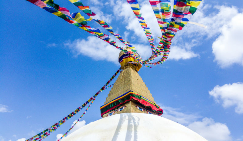 Nepal Guide | Boudhanath Stupa