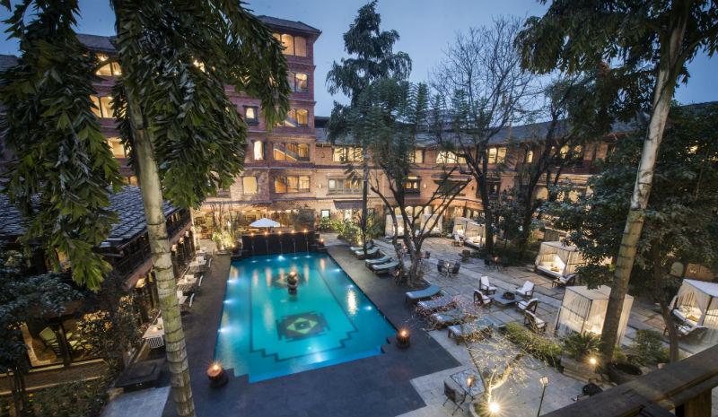 Nepal Guide | Dwarikas Hotel