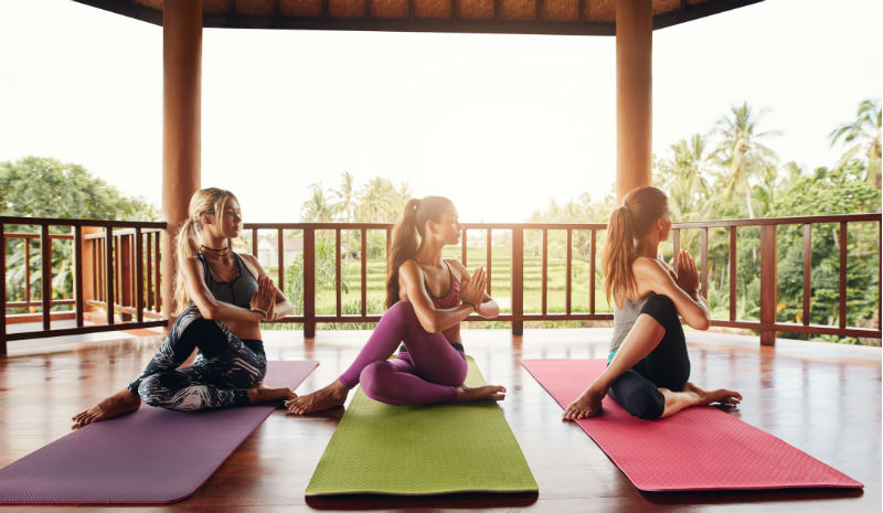 Yoga India | Alila Diwa Goa