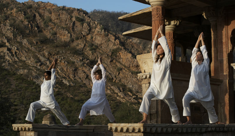 Yoga India | Amanbagh Yoga