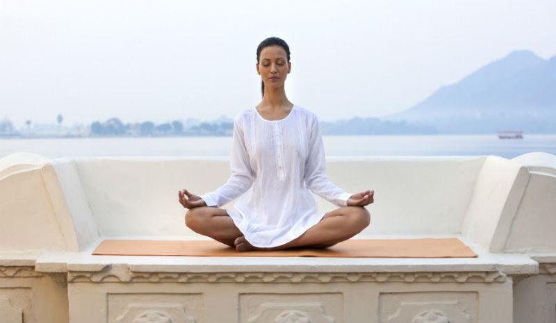 Yoga India | Leela Palace