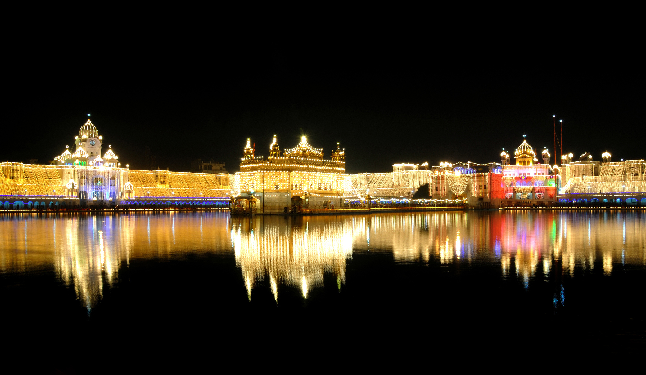 Diwali Festival of Lights | Golden Temple