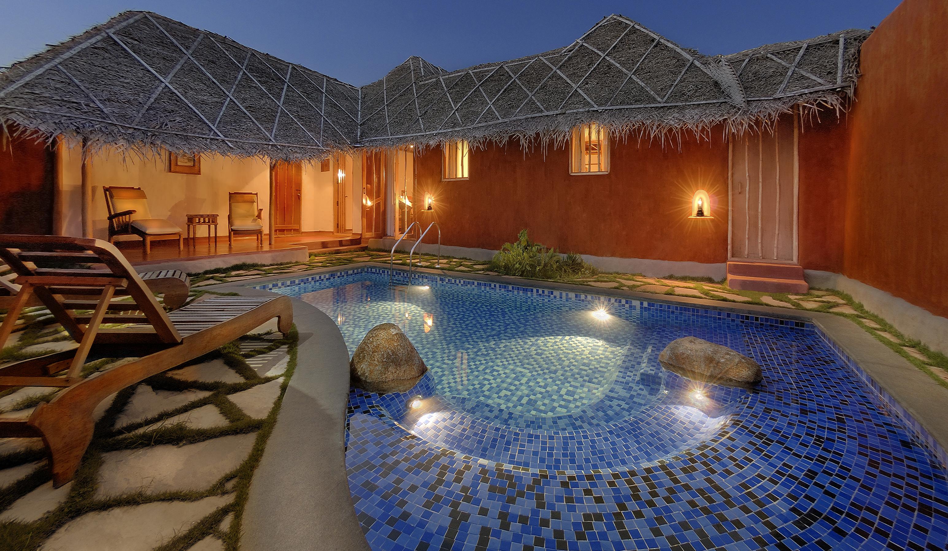 Eco Lodges in India | Evolve Back Kabini_credit Evolve Back