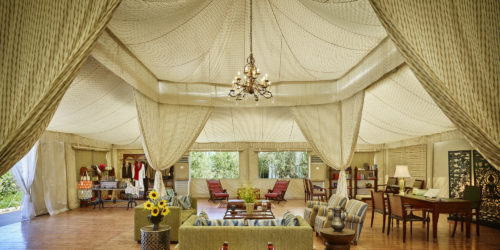 Luxury Tented Camps | Chamba Thiksey_Hero