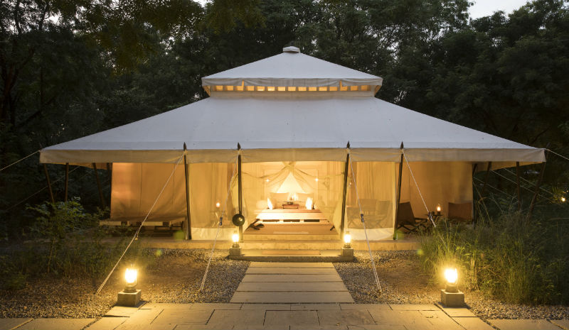 Luxury Tented Camps | Aman-iKhas