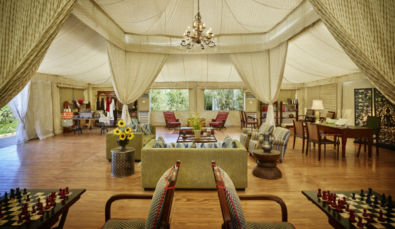 Luxury Tented Camps | Chamba Thiksey