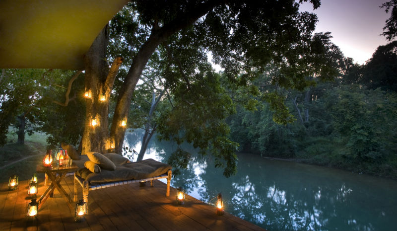 Luxury Tented Camps | Taj Banjaar Tola