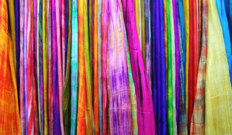 Shopping in Sri Lanka | Silks