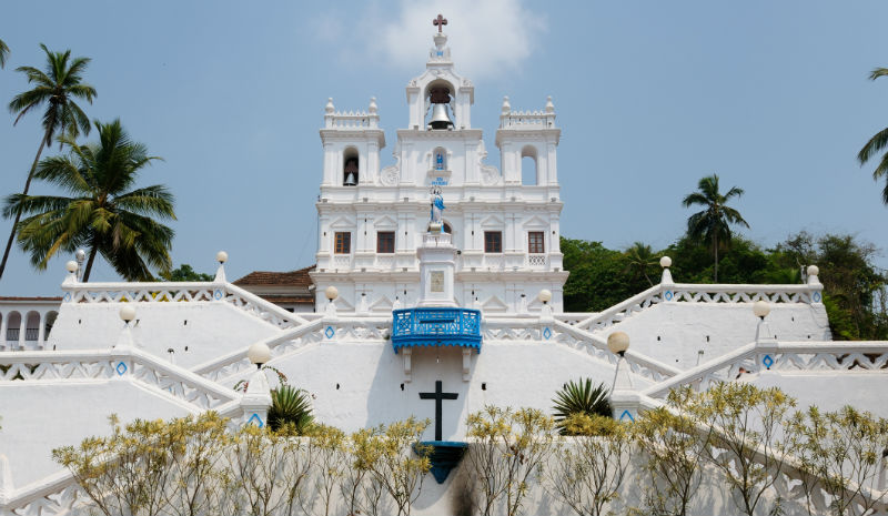 Christmas in India | Goa Cathedral