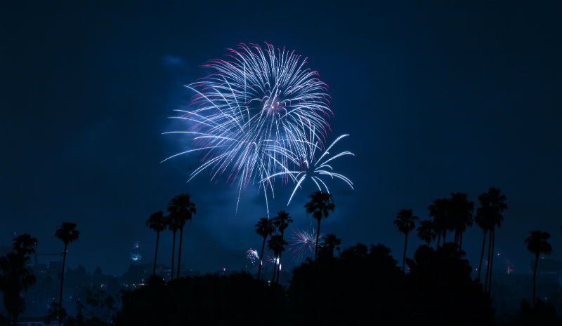 Christmas in India | Goa Fireworks