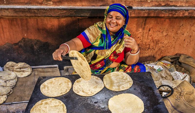 India Non Profit Organisation | Rasoi on Wheels