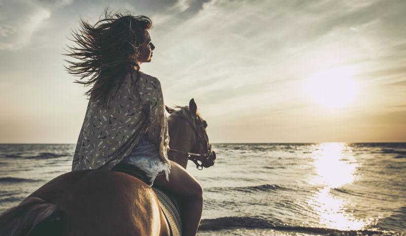 Philippa Kaye | Horse riding