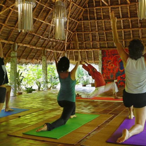 Puducherry | Deepak Chopra Centre Yoga