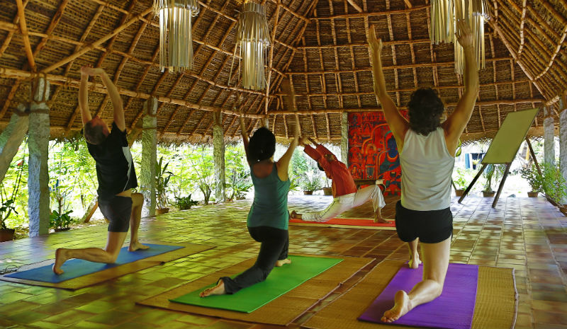 What to do in Puducherry | Deepak Chopra Centre Yoga