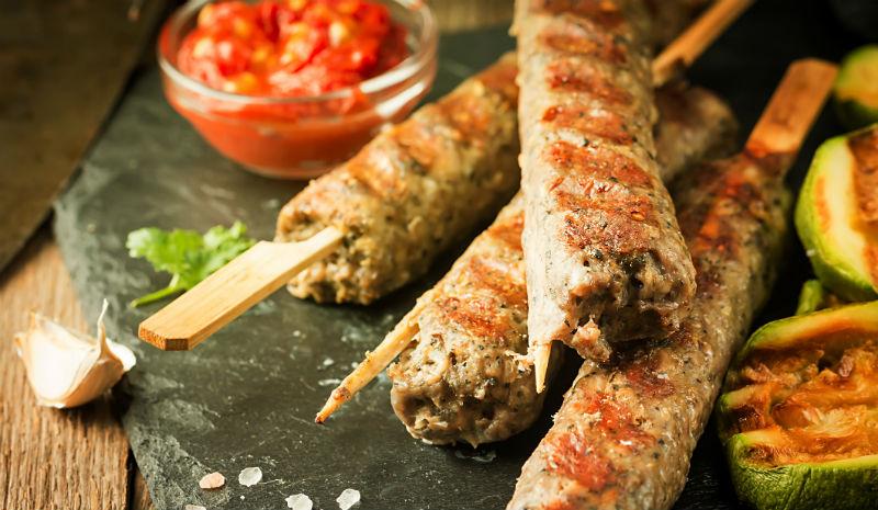 Best Restaurants in Delhi | Kebab