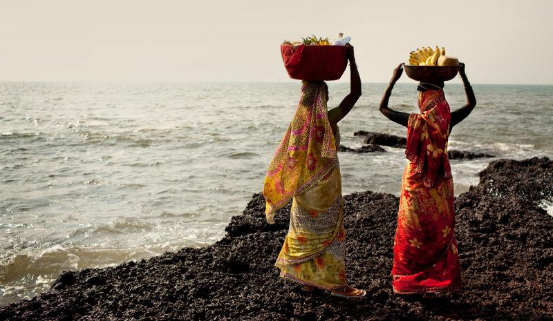 Discover Goa | Beach market