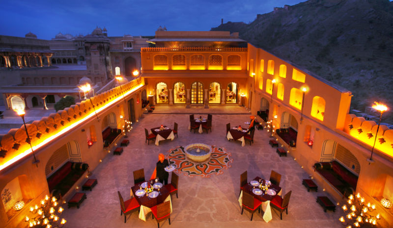 Best Restaurants Jaipur | 1135 AD