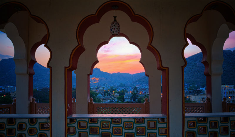 Best Restaurants Jaipur | Indian architecture