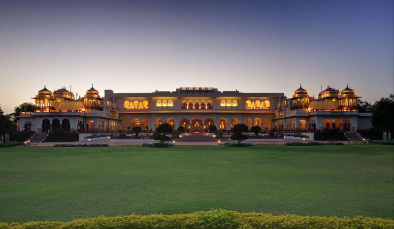 Best Restaurants Jaipur | Rambagh Palace