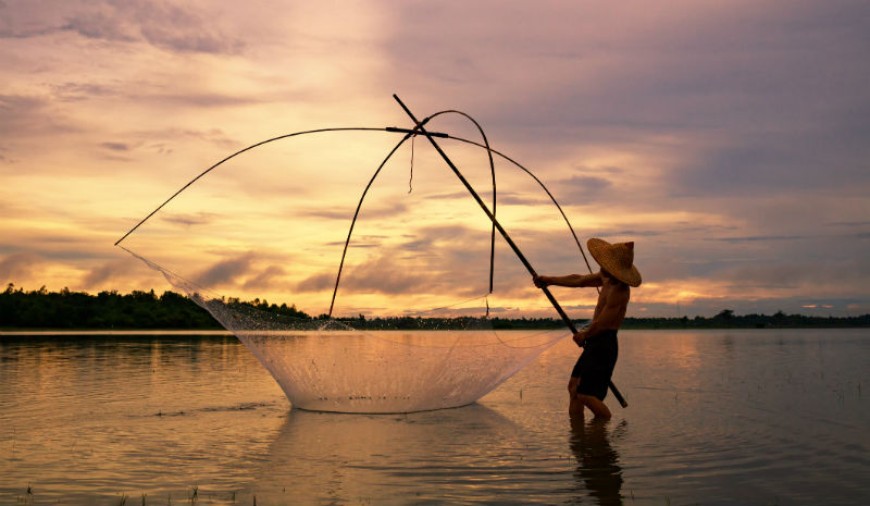 Things to do in Fort Kochi | Fisherman
