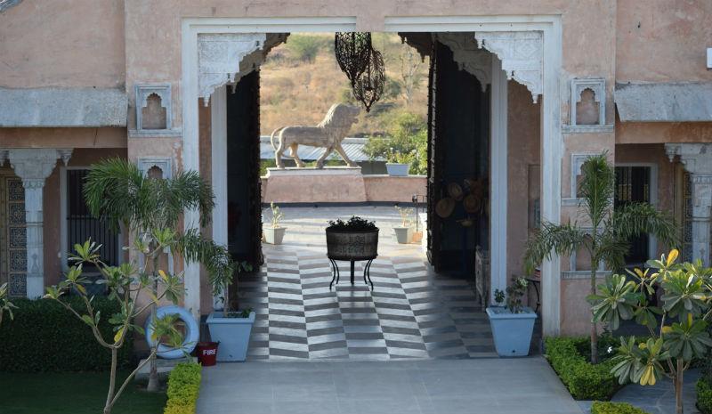 Luxury Udaipur | Bujera Fort
