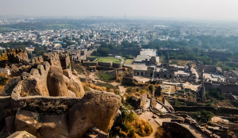 Things to do in Hyderabad | Hyderbad cityscape