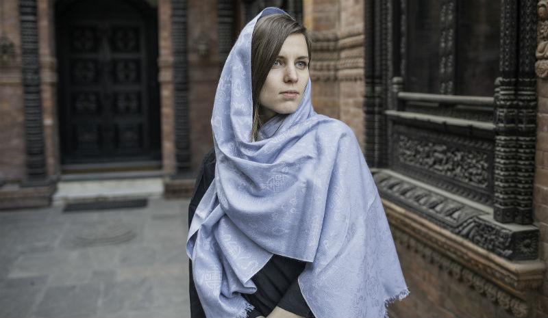 Jaipur Shopping | Headscarf