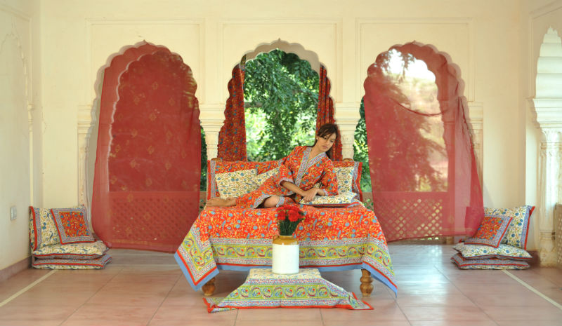 Jaipur Shopping | Soma bed