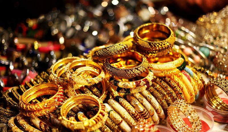 Shopping India | Gold bracelets