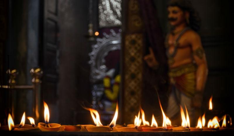 Temples Kathmandu | Kali Batu