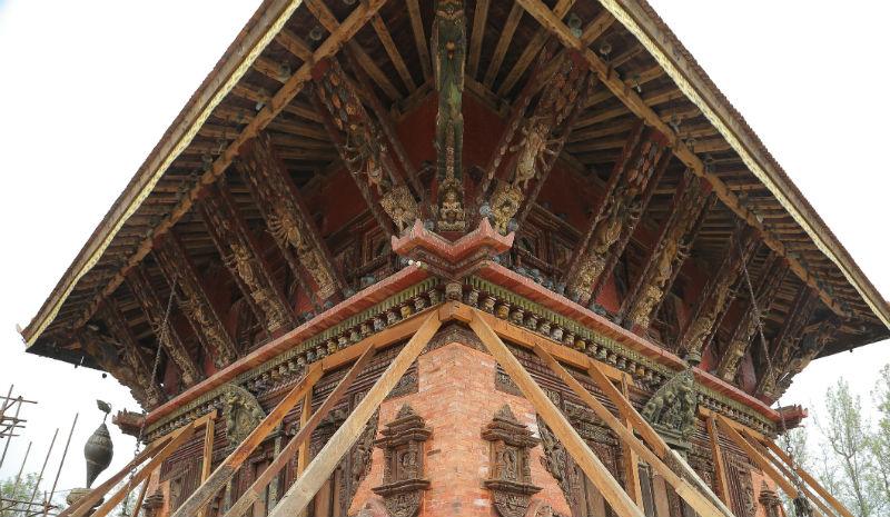 Temples Kathmandu | Changunarayan Temple