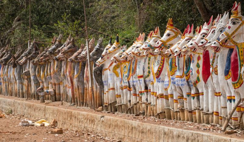Tamil Nadu Handicrafts | Tamil Nadu temple
