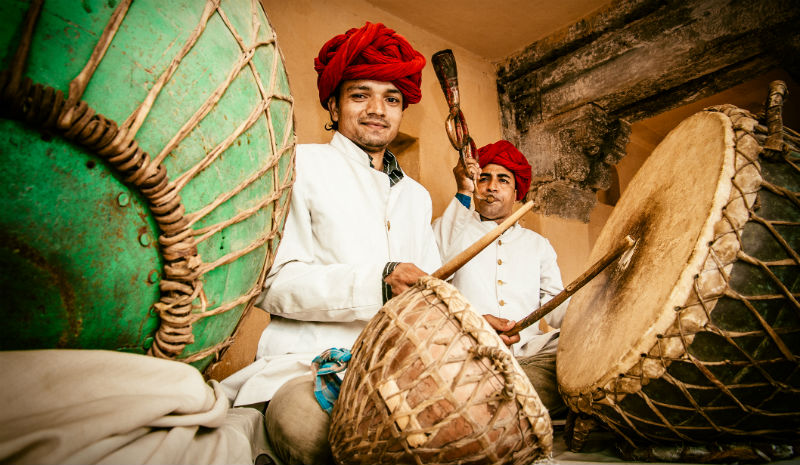 Boutique Hotels in Delhi | India folk music