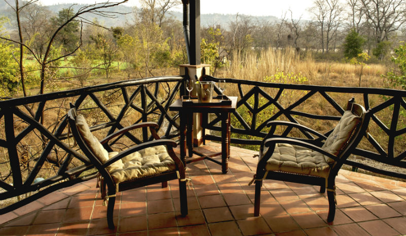 Places to see Tigers in INdia Jims Jungle Retreat