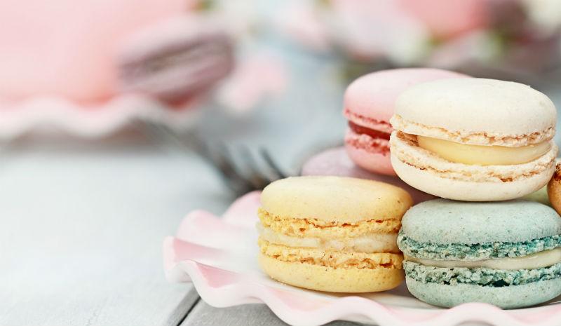 Best Cafes in Mumbai | Macarons