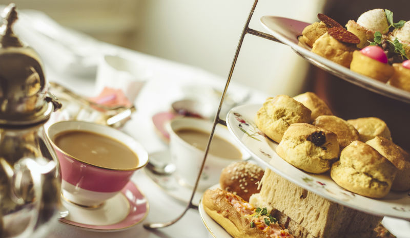 Best cafes in Mumbai | Afternoon tea