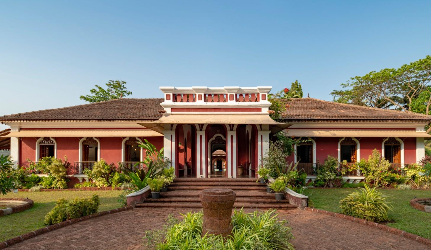 Amrapali House of Grace | exterior credit Bharat Ramamrutham
