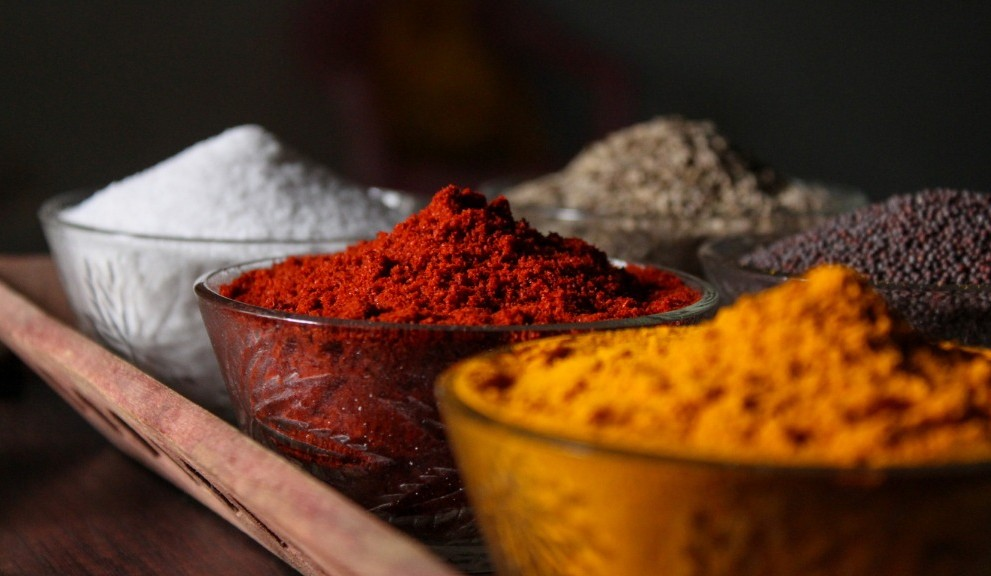 Best Ayurvedic Massage in London | indian-spices-and-essential-kitchen-ingredients-picture-id998488890