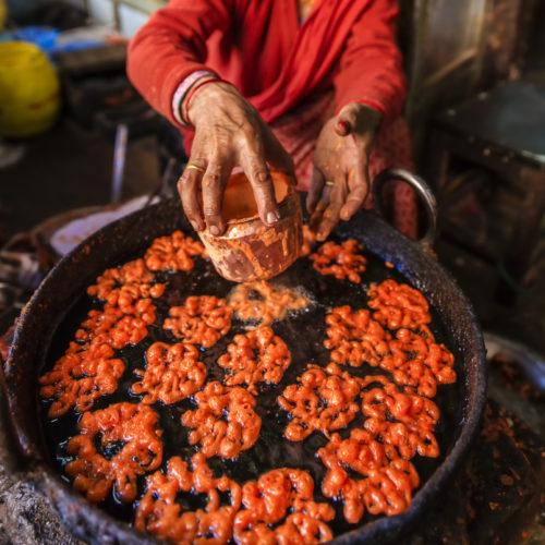 Best Street Food in India | HERO